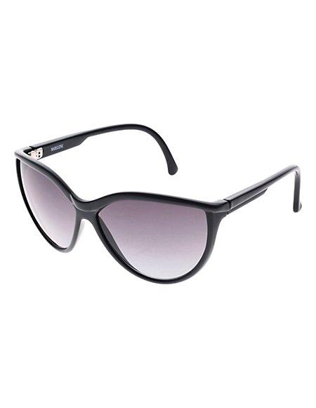 Damen Sonnenbrille Damen schwarz