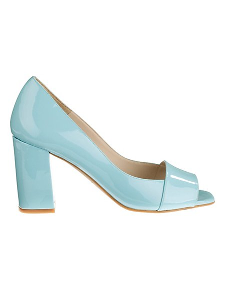 MADELEINE  Pumps Dames lichtblauw / blauw