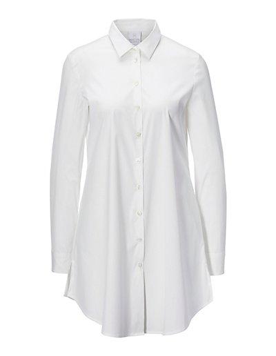 MADELEINE  Chemise femme blanc
