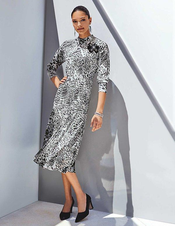 Lange Kleider bequem online bestellen | MADELEINE Mode