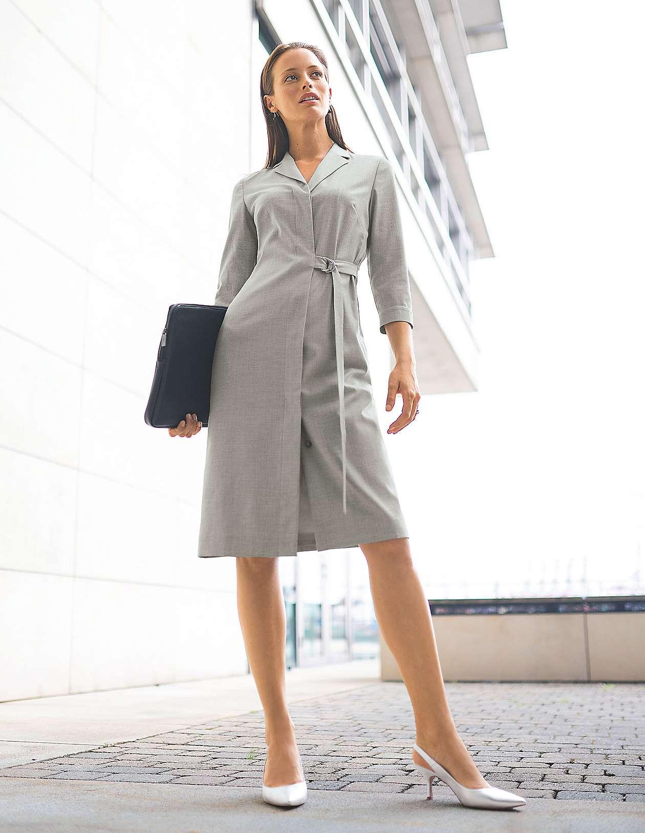 kurze und lange strickkleider für damen | madeleine mode