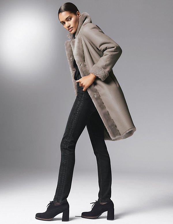 super popular 10e85 7c81a Stilvolle Lederjacken für Damen kaufen | MADELEINE Mode