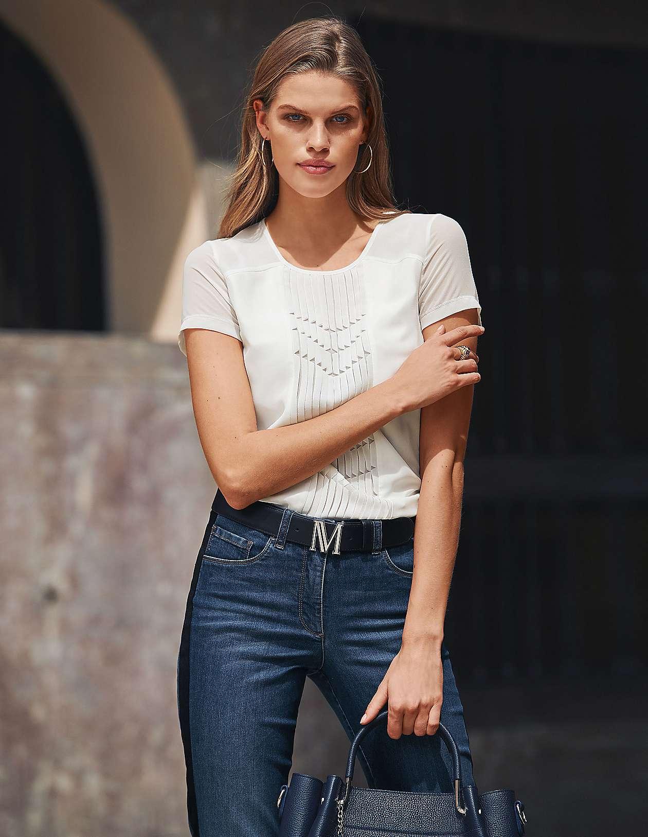 e4631343510fb4 Damen-Shirts und Tops- exklusiv, edel, extravagant, elegant ...