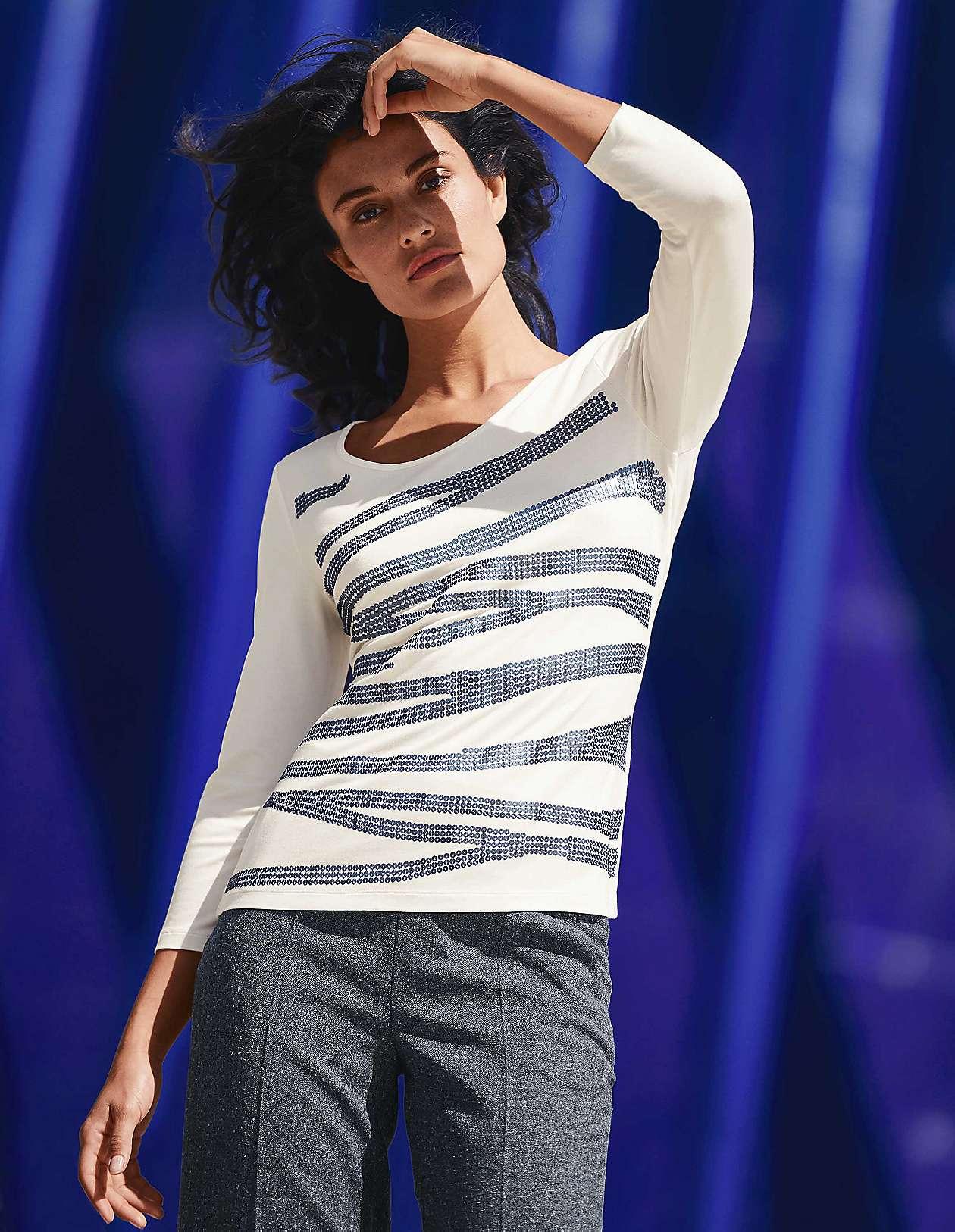 c309216c8c1a47 Damen-Shirts und Tops- exklusiv, edel, extravagant, elegant ...
